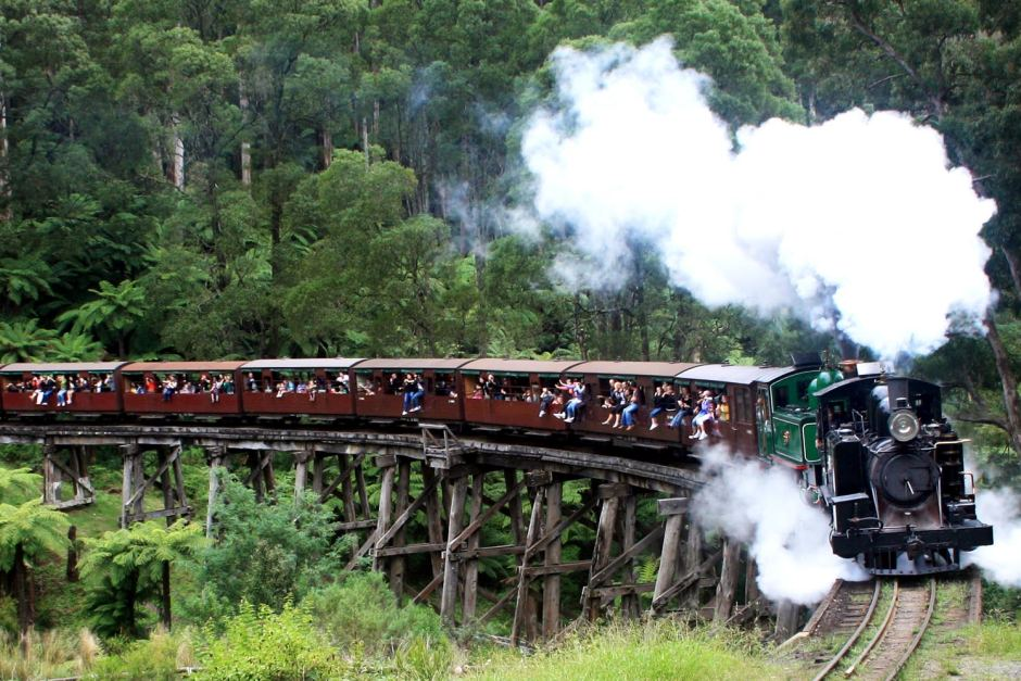 Puffing Billy Tour
